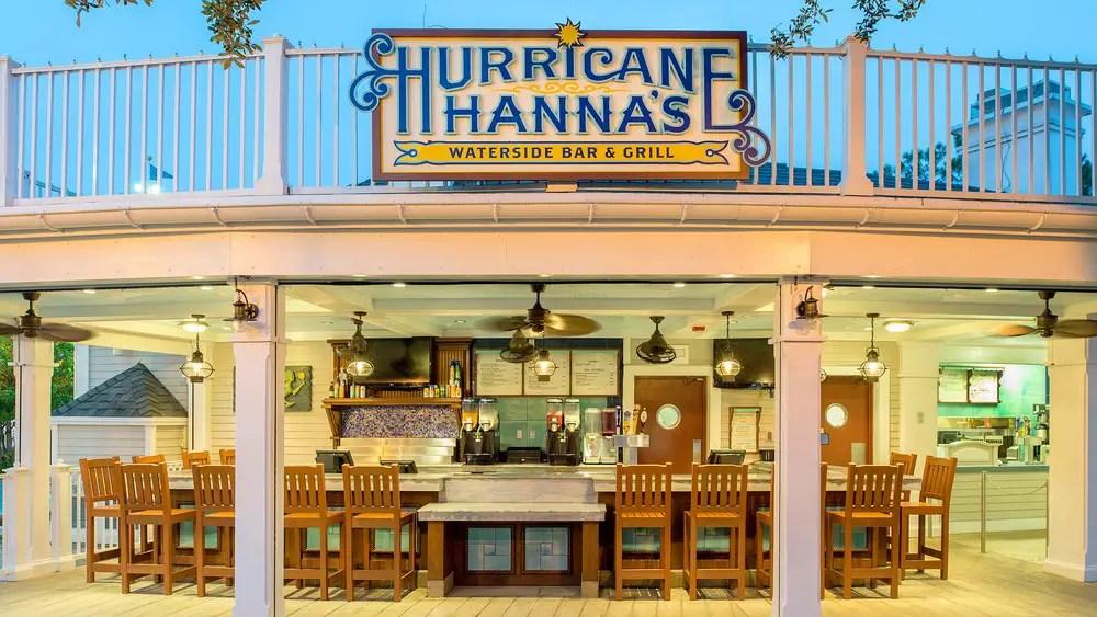 Hurricane Hanna's Extending Hours