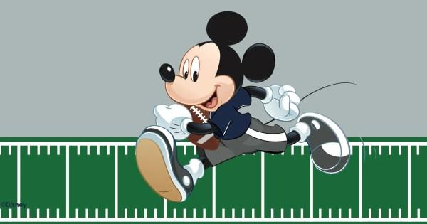Disney Super Bowl Parade