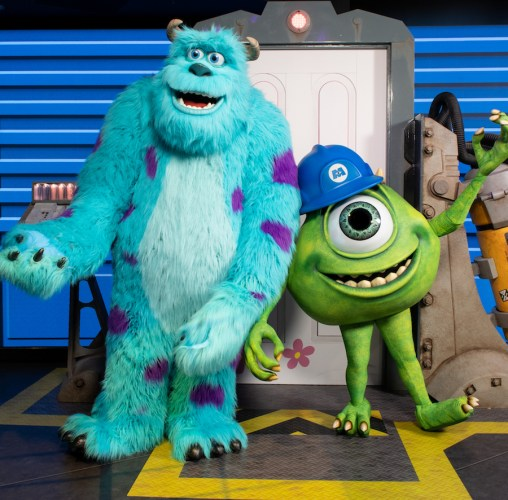 Pixar Pals Hollywood Studios