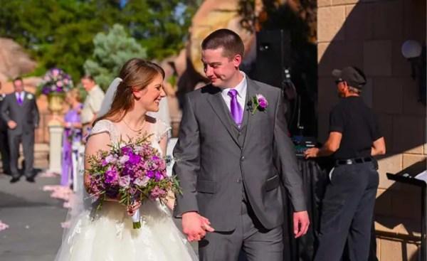 Disney Fairy Tale Weddings' Favourite Groom Reactions 11