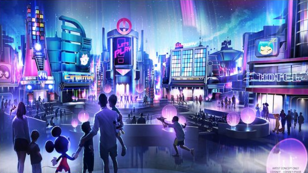 Innovative New Play Pavilion Coming to Epcot