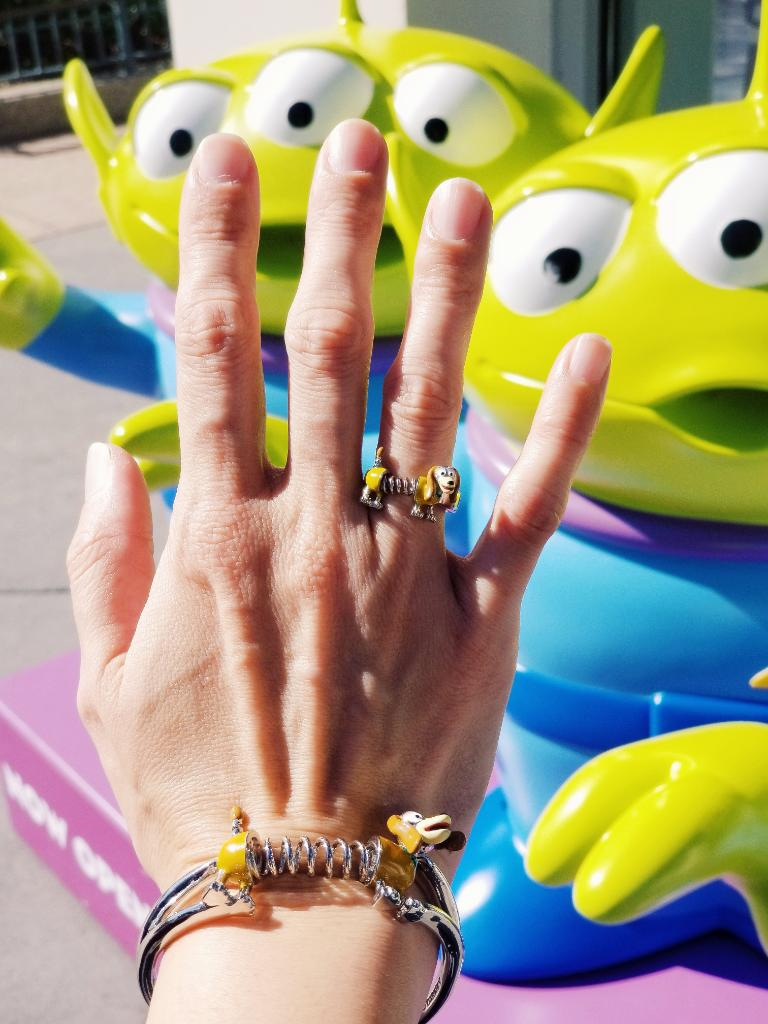 New Slinky Dog Jewelry Is a Springy Good Time