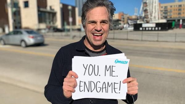 Win Opportunity To See Avengers: Endgame With Mark Ruffalo