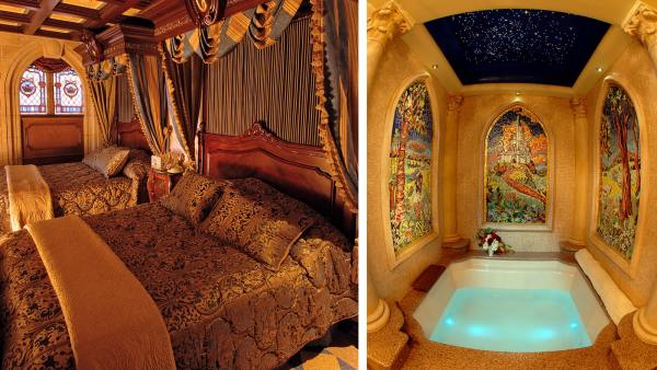 Here's Your Chance to Stay in the Cinderella Castle Suite! 1