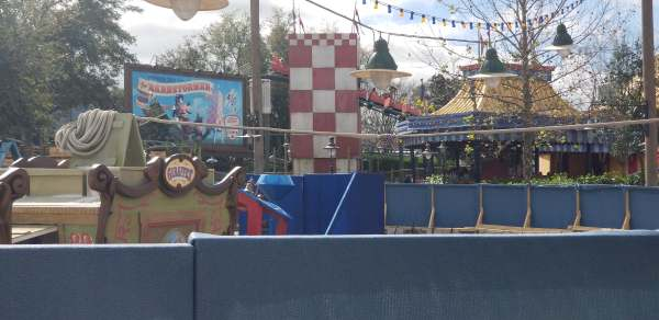 Refurbishment Update: Casey Jr. Splash 'n' Soak