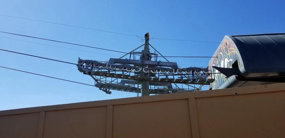 Disney's Skyliner Construction Update