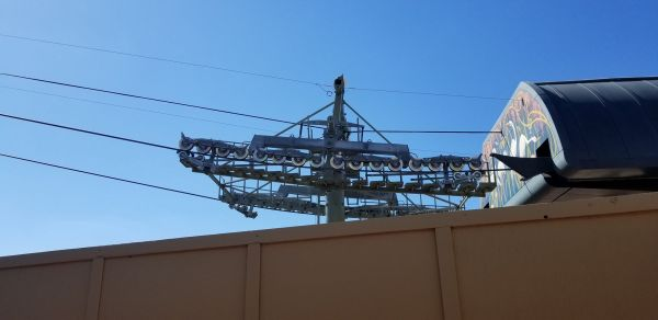 Disney's Skyliner Construction Update