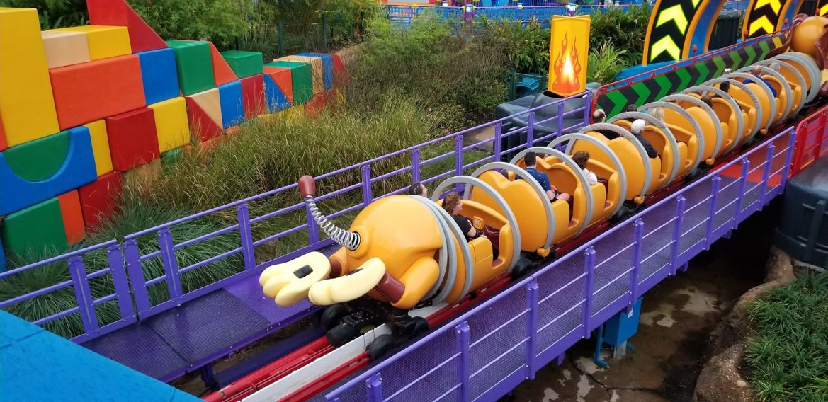 Slinky Dog Dash's Tails Have Returned