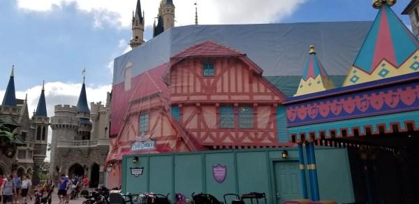 Castle Couture Construction Update 1