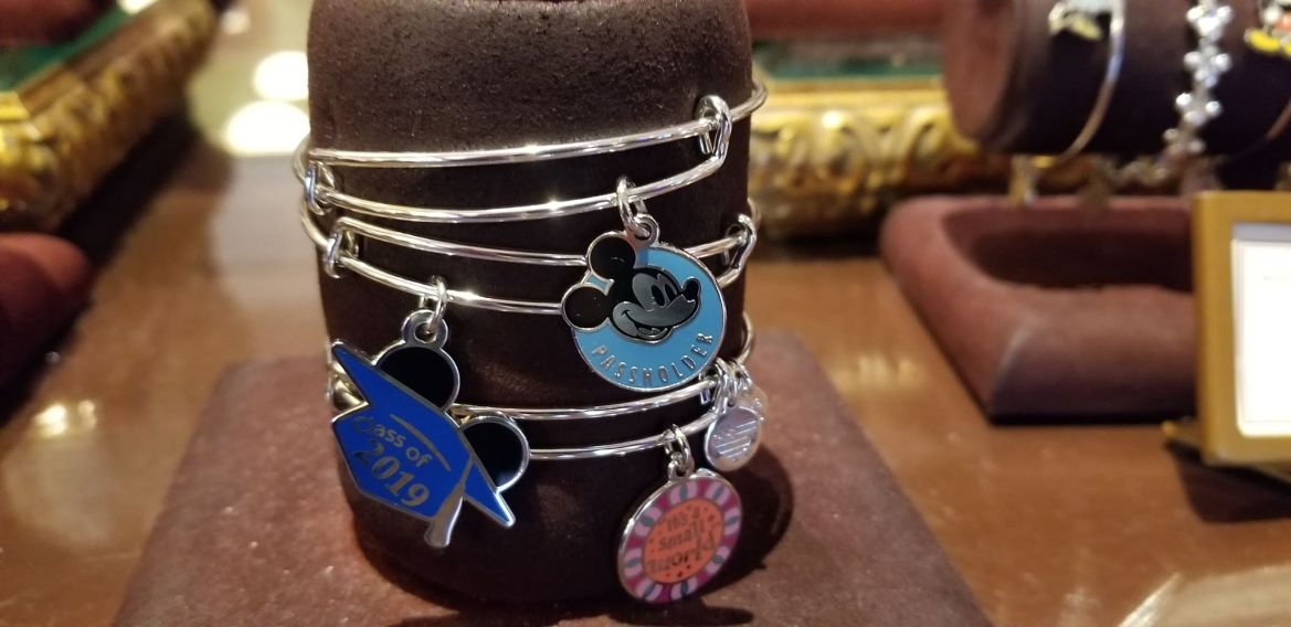 Disney Annual Passholder Bangle From Alex and Ani