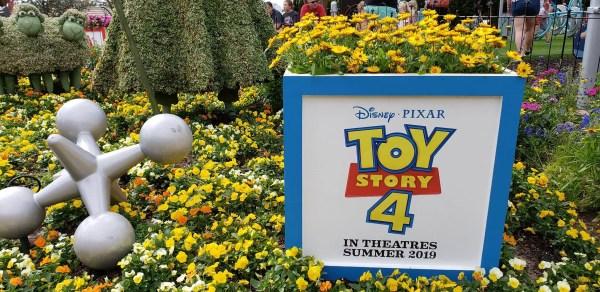Toy Story 4 Playground