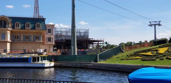Disney's Skyliner Construction Update 3