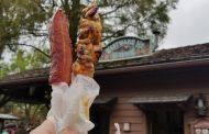 New Skewers at Westward Ho in Magic Kingdom