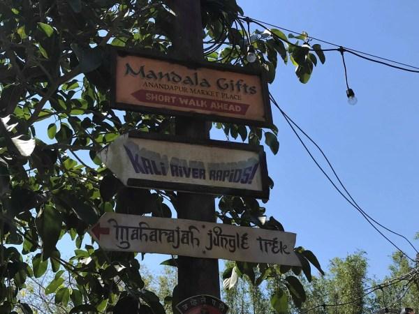 Kali River Rapids! Reopens at Disney's Animal Kingdom Theme Park