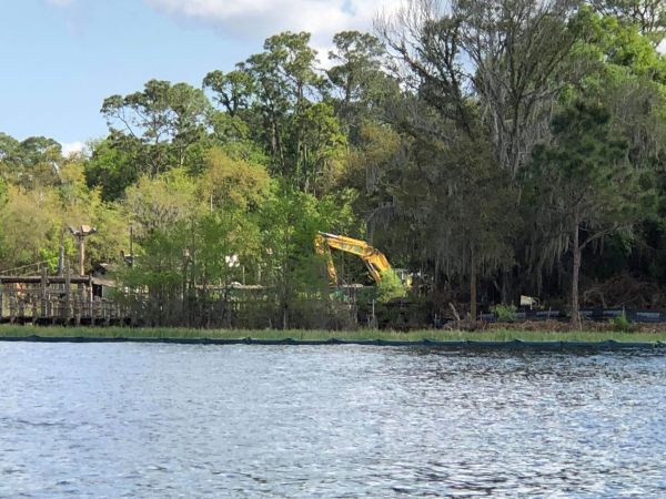 Construction River Country
