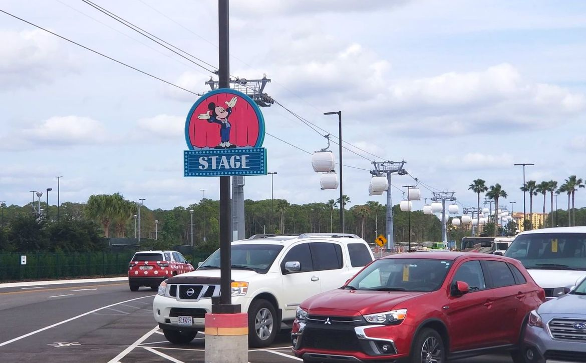 Changes Coming to Parking at Disney's Hollywood Studios