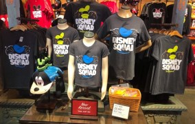 These Disney Squad Tees Will Have The Whole Party Matching In Style