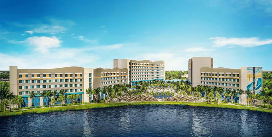 Universal's Endless Summer Resort Opening June 2019