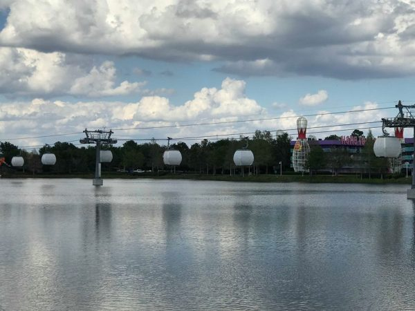 New Video and Pictures of the Disney Skyliner! 2