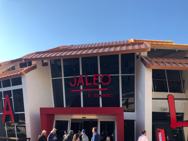 Grand Opening of Jaleo by José Andrés at Disney Springs 1