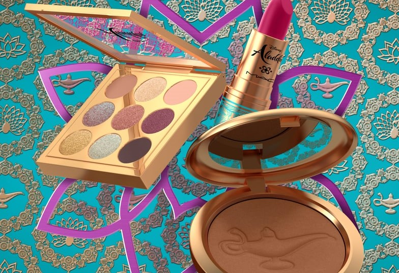 Aladdin x MAC Cosmetics Collection Is A Wish Come True