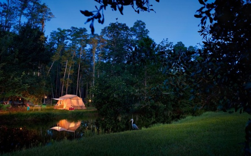 New Discount Offered For Campsites At Walt Disney World This Spring