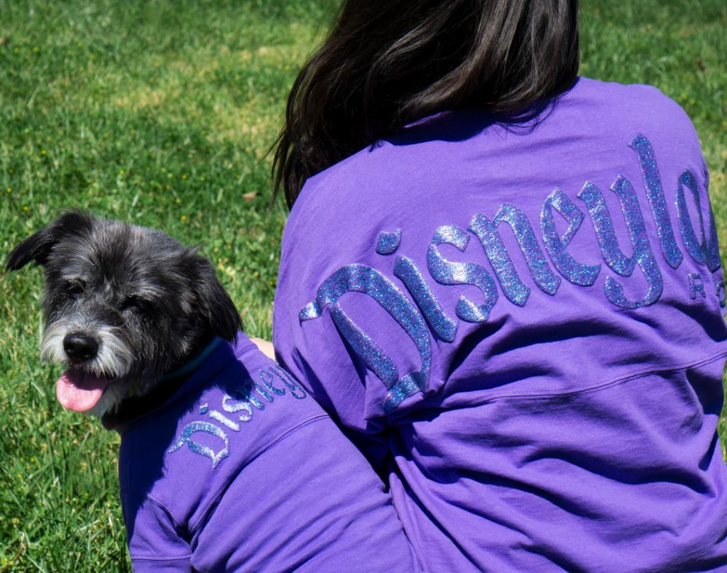Now Our Pets Can Be On Trend Too With Disney Dog Spirit Jerseys