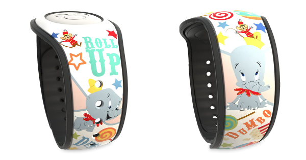 The Dumbo MagicBand Soars With Cuteness and Style 1