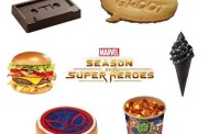 Marvel Season of Super-Heroes Snacks!