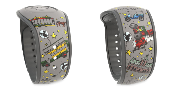 Unlock The Nostalgia of Disney With The Main Street U.S.A. MagicBand