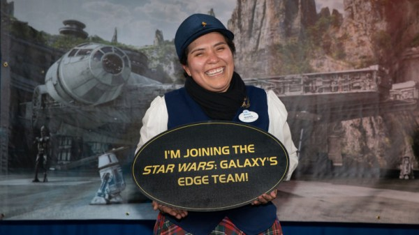 Disneyland Selects 1,400 Employees for Opening of Galaxy's Edge 1