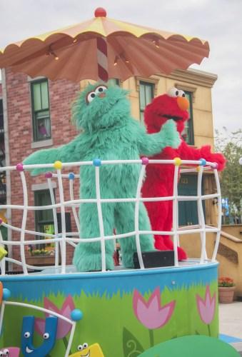 Sesame Street At SeaWorld Orlando Officially Open 7