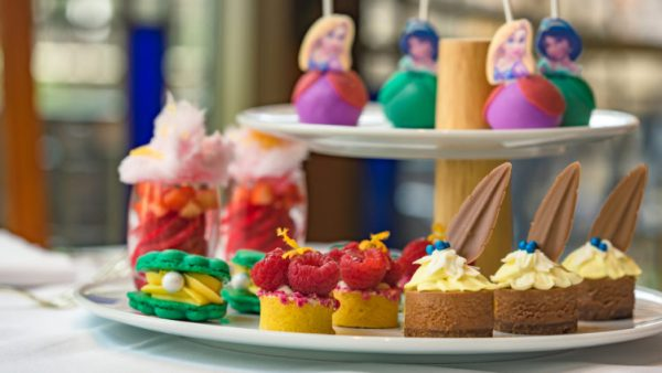 A Fairy Tale Experience: Disney Princess Breakfast Adventures Opens at Napa Rose.