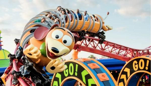 Slinky Dog Dash's Tails Have Returned