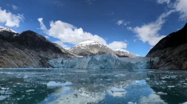 DCL Glacier