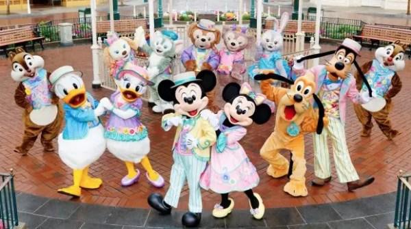 Carnivale of Stars Springtime Celebration is Back at Hong Kong Disneyland 1