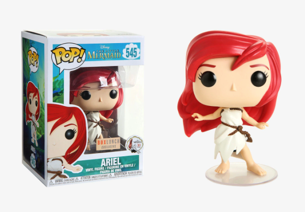 Funko Makes A Splash With New The Little Mermaid POP! Figures 1