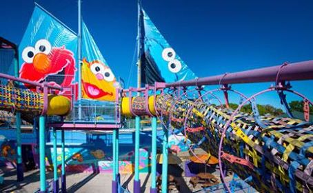 Sesame Street at SeaWorld Orlando to Host Fun Run