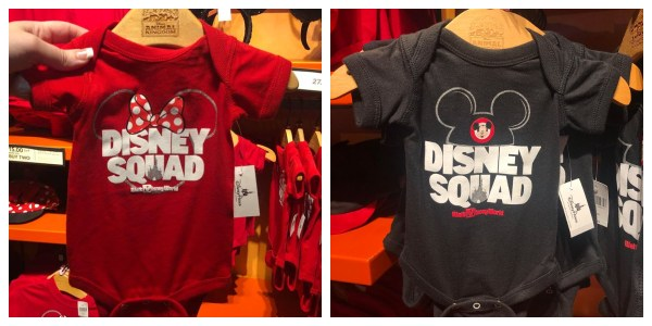 These Disney Squad Tees Will Have The Whole Party Matching In Style 3