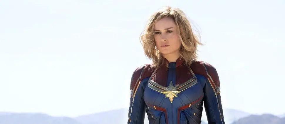 Captain Marvel Hits $800 Million in Global Box Office