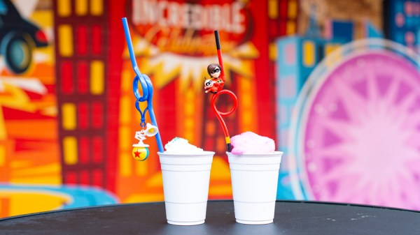 Delicious Food Items at Neighborhood Bakery in Hollywood Studios