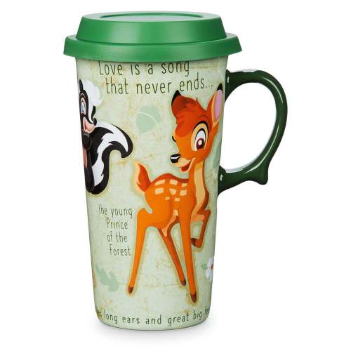 Get Your Morning Started With These Fun Disney Travel Mugs 2