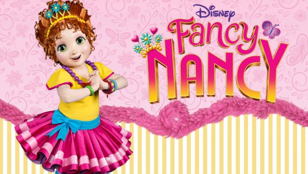 Fancy Nancy is Coming to Hollywood Studios!