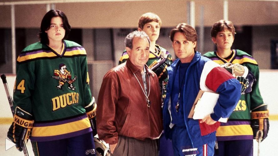 the mighty ducks characters