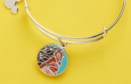 Follow The Call Of The Sea With The New Moana Bangle From Alex and Ani