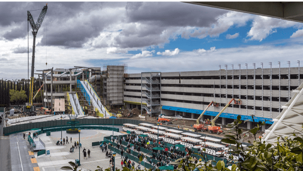 The Pixar Pals Parking Structure Will Help Enhance the Guest Arrival Experience