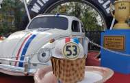 Herbie the Lovebug celebrates his 50th Anniversary with specialty cupcake