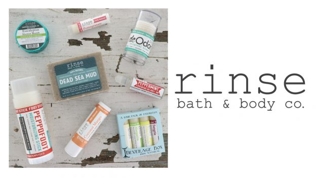 Rinse Bath & Body Co. Coming Soon at the Downtown Disney District.