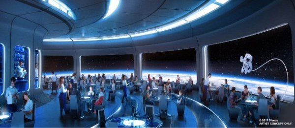 Space 2020 in Epcot is Launching Soon, Needs Crew Members