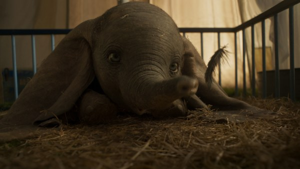 """Dumbo Live Action to Feature """"Baby Mine"""" Lullaby 1"""